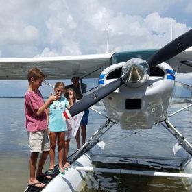 Seaplane - Useppa Island Living